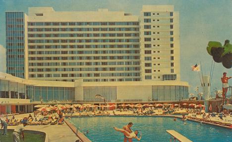 Hotell Deauville, Miamistranden (internet)
