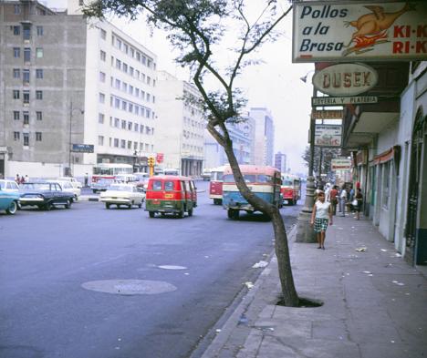 Nära Tivolirestaurangen, Lima (1969)