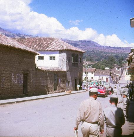 Huvudgatan, Huanta (1969)