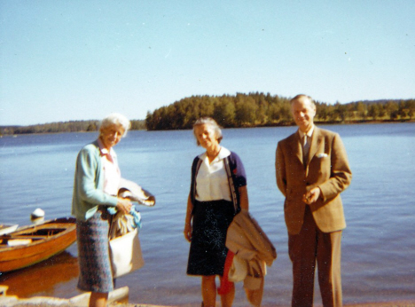 Faster, mamma, pappa, Nora (1969)
