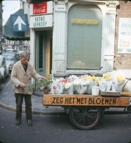Säg det med blommor, Amsterdam (1970)