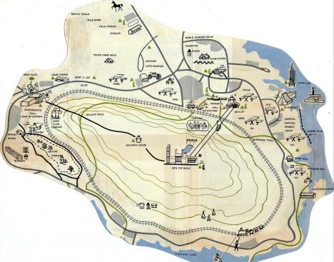 Karta över Stenberget (1971)