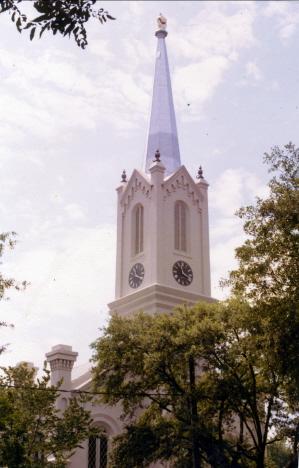 Presbyterianska kyrkan, Port Gibson (1971)