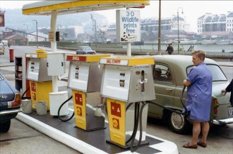 Bensinförsäljaren som gav oss 11 3D-bilder, Dover (1971)