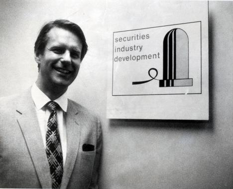 Som månadens programutvecklare, IBM (1971)