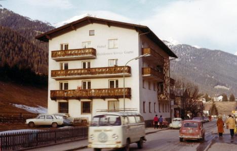 Hotell Gyllene Korset, S:t Anton (1972)