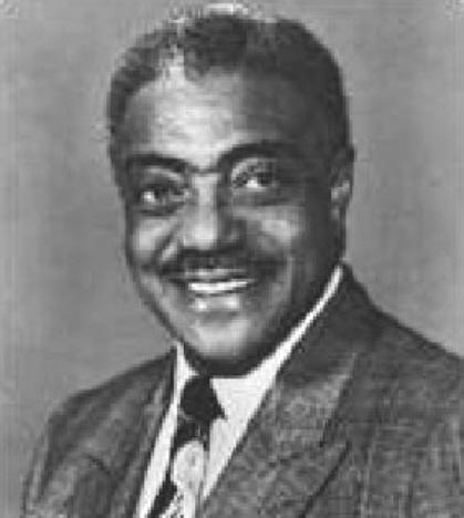 George Johnson, Grundare av Johnson Products, Chicago (internet)